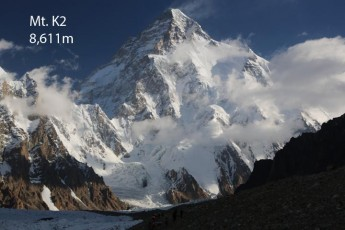 Mt. K2