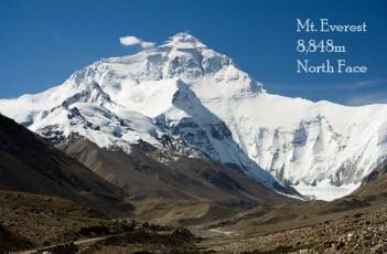 Mt. Everest North/South Side